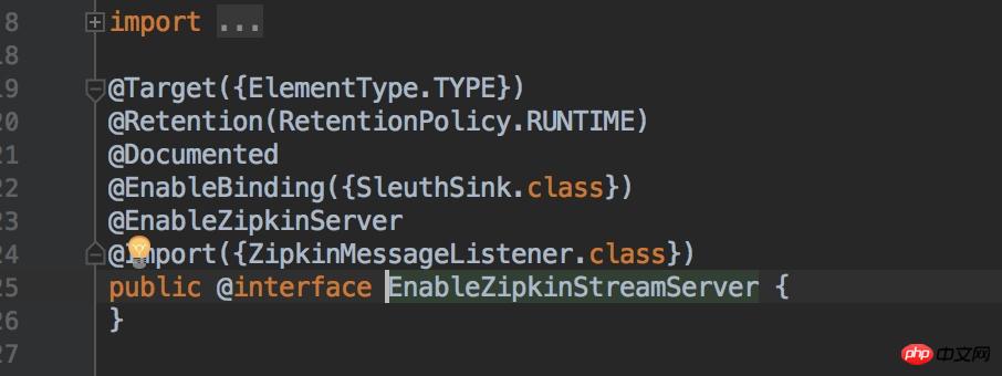 spring-cloud-sleuth+zipkin追踪服务实现(二)-PHP中文网