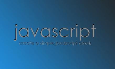 JavaScript开发三级联动之准备工作