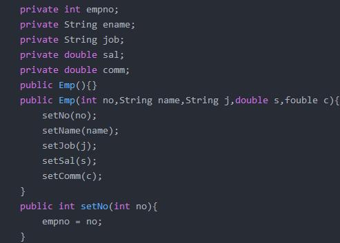 JAVA开发综合实战:自己动手写一个简单的Java类