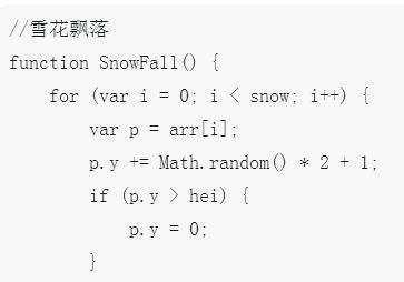 如何使用HTML5 canvas实现雪花飘落