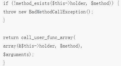php中如何通过虚代理实现延迟加载