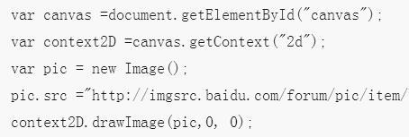 基于HTML5 Canvas的字符串,路径,背景,图片的分析