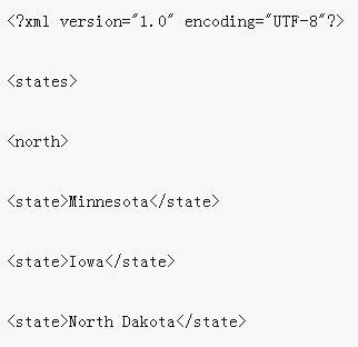 关于ajax遍历xml文档的方法