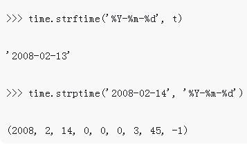 Django中datetime的处理方法(strftime/strptime)