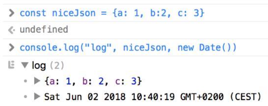 使用JavaScript控制台如何改进工作的流程