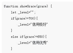 js中如何取代if-else和switch