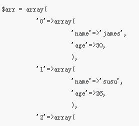 PHP二维数组中对于两种不同情况去重的方法