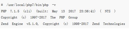 php7和php5有什么不同之处?php5与php7之间的对比