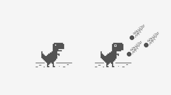 轶事:Chrome小恐龙背后你不知道的故事