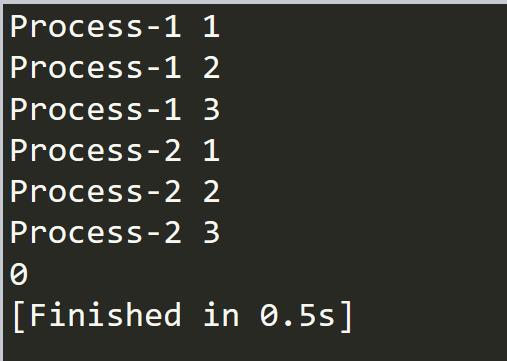 Python实现多进程的详解(附示例)