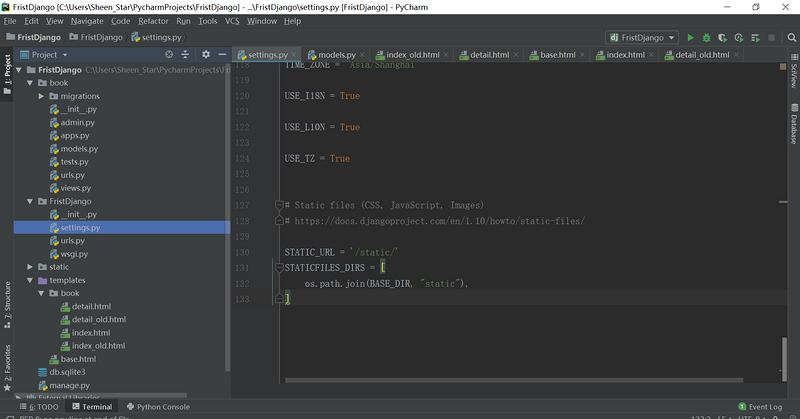 python中Django图书人物适配系统的实现方法(前端)
