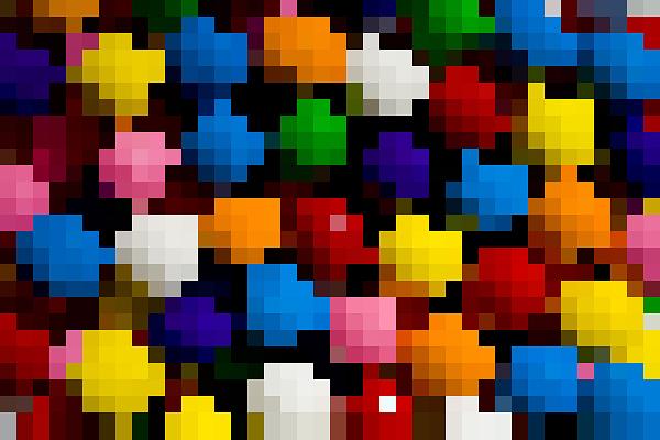Python实现图片像素化的代码实例