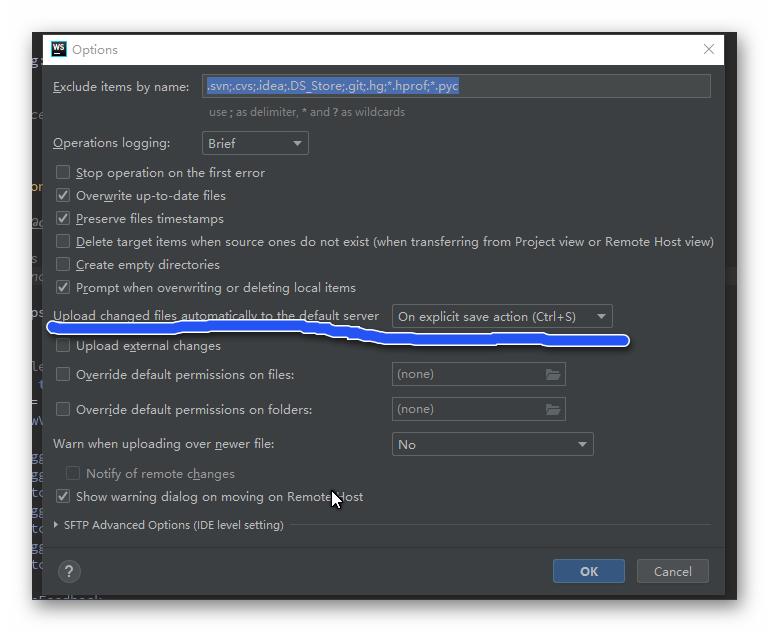 如何使用web/phpstorm将本地代码自动同步到远程服务器(图文)
