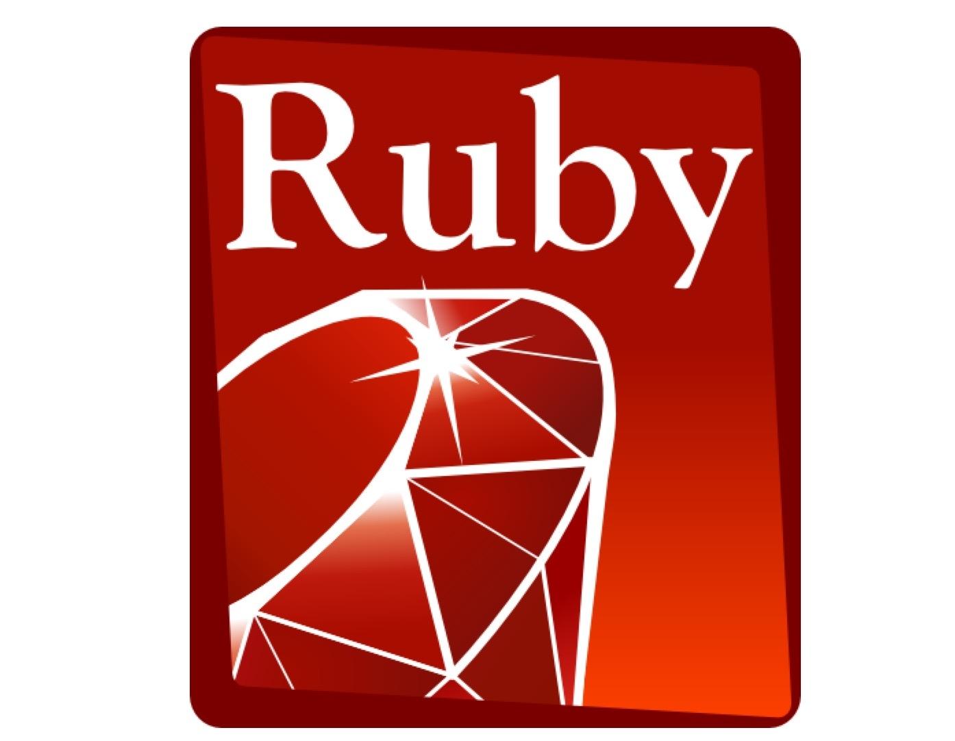 Ruby (一种面向对象程序设计的脚本语言)