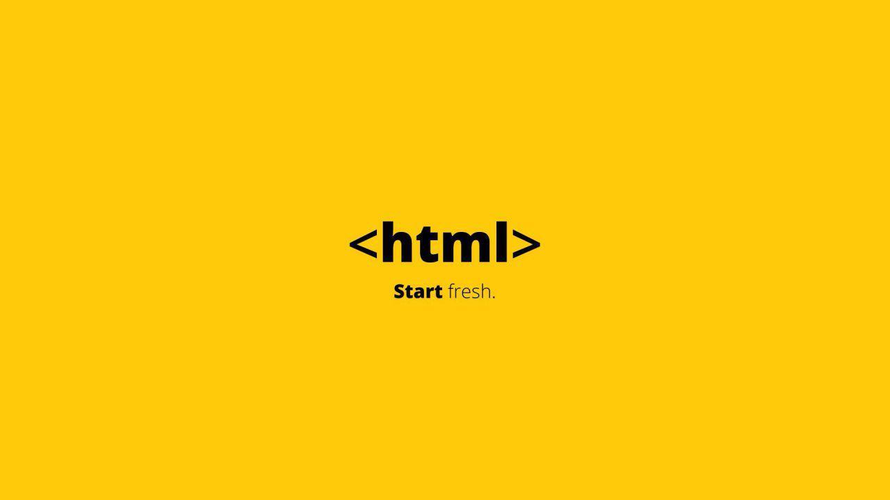 HTML网页设计基础知识介绍
