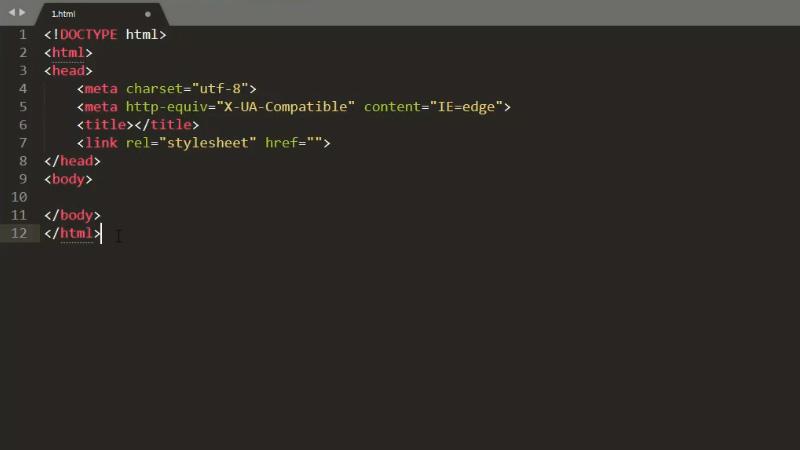Sublime如何安装HTML5插件