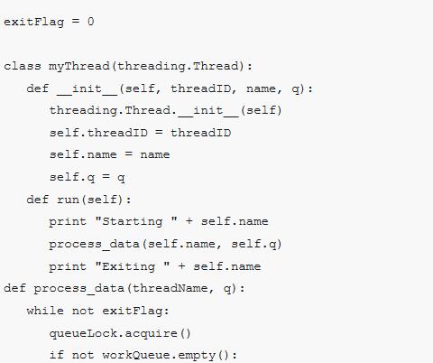 python线程优先级队列是什么?线程优先级的设置方法有哪些?