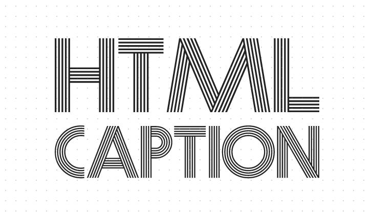 HTML中的caption属性是什么意思?caption标签在HTML中的用法(附实例)
