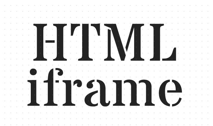 HTML<iframe>标签怎么使用?HTML<iframe>标签自适应高度的4种简单方法