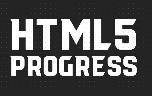 HTML5<progress>标签是什么意思?HTML5<progress>标签的基本用法详解