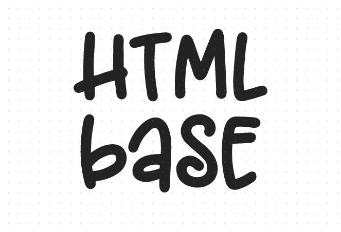 html base URL是什么?html base详细解析汇总
