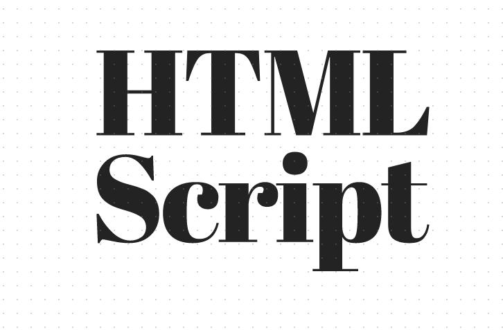 script标签在HTML中的作用是什么?script标签中type属性的用法是什么?