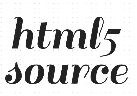 html5 source标签怎么用?html5 source标签属性介绍