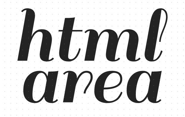 html area标签是什么意思?html area标签的用法详解