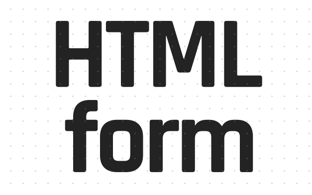 HTML中的form标签有什么作用?HTML form标签的用法解释