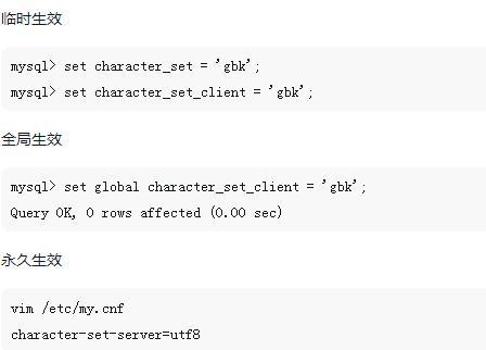 MySQL字符集是什么?字符集的相关介绍