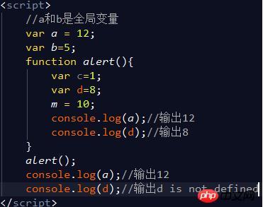 浅谈js中什么是封闭函数、闭包、内置对象