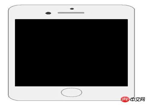 python如何绘制iPhone手机图案?(代码示例)