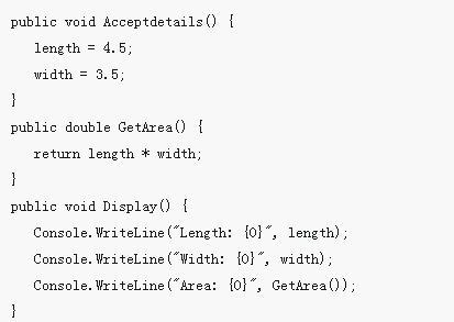 c#如何使用?c#的基本语法