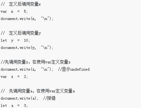 在javascript中如何使用严格模式?使用示例