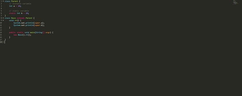 java关键字super和this是什么?有什么区别?