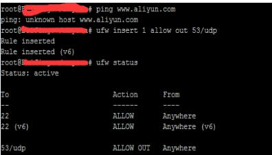 Ubuntu系统ECS使用脚本之后如何处理出现数据库连接不上