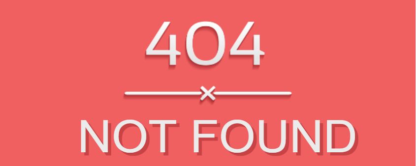 404 not found是什么意思