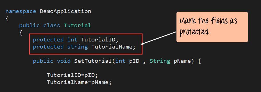 什么是C#中的继承?C#继承是什么意思