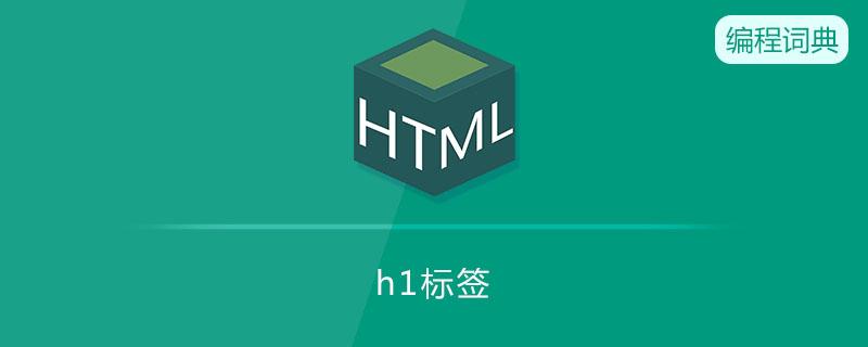 h1标签是什么意思