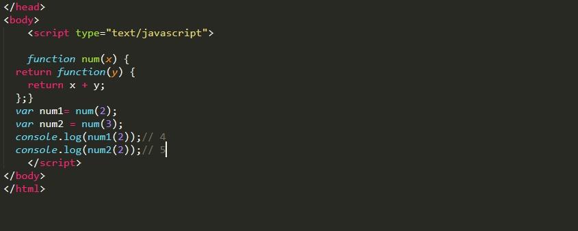 JavaScript中闭包的含义是什么以及如何使用它