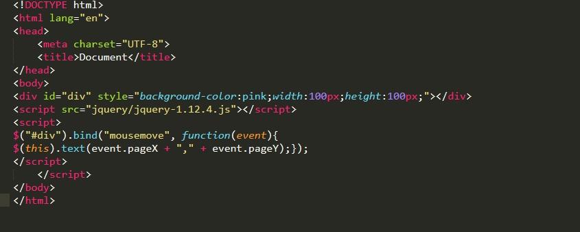 jQuery中bind()方法如何使用