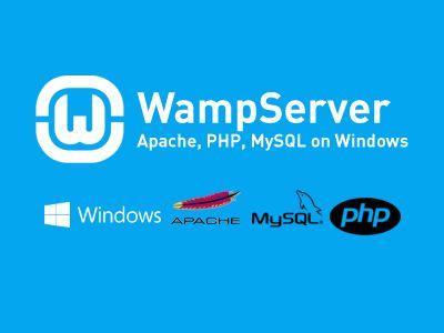 PHP学习之快速搭建WAMP环境