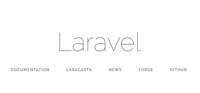 PHP Laravel 5.4 框架环境搭建(win10)