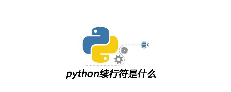 python续行符是什么