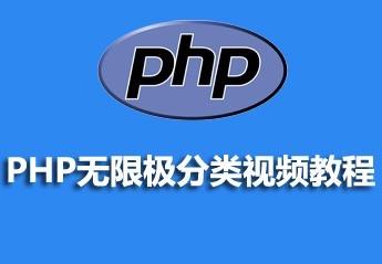 【php无限级分类】总结最全的php无限级分类类库下载与文字视频教程