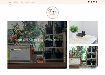 分享5款漂亮的Bootstrap前端模板