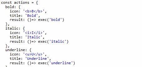 简单实现JavaScript 富文本编辑器的方法