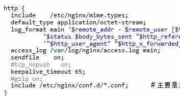 Nginx 配置多站点vhost 实例分享