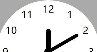 JavaScript HTML时钟效果简单实现方法