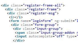 AngularJs用户登录交互及验证、阻止FQ处理详解